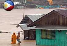 The Philippines evacuates tens of thousands of people after heavy rains
