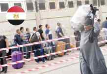 Thousands of Egyptians planning to leave Kuwait permanently