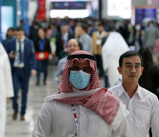 Saudi Arabia abolishes mandatory to wear a mask in open places