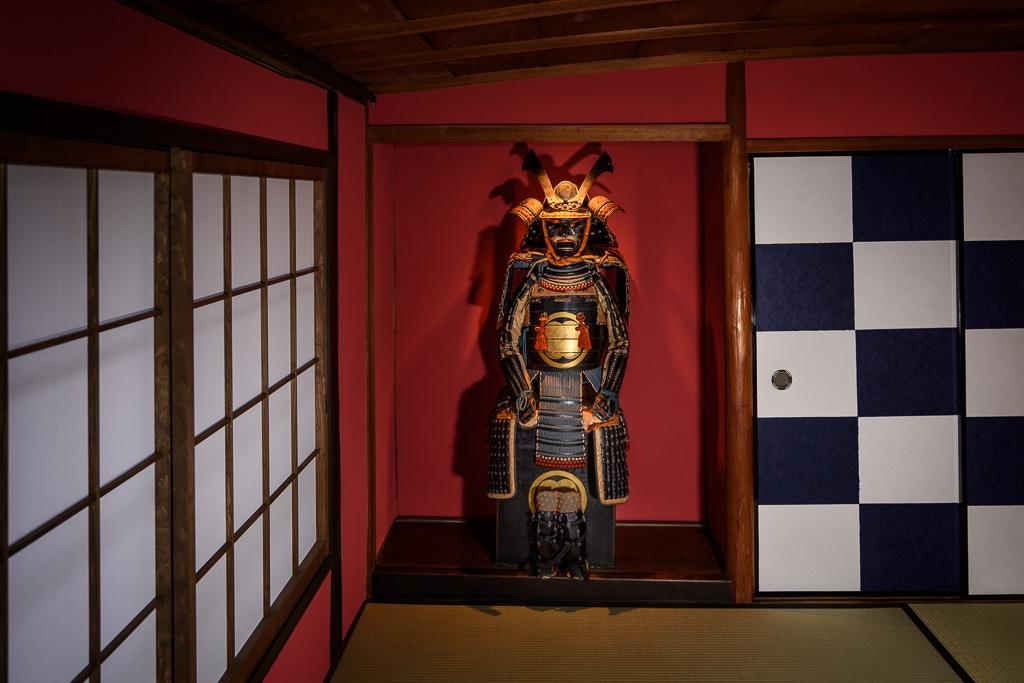 Samurai Steve - Gojo Machiya