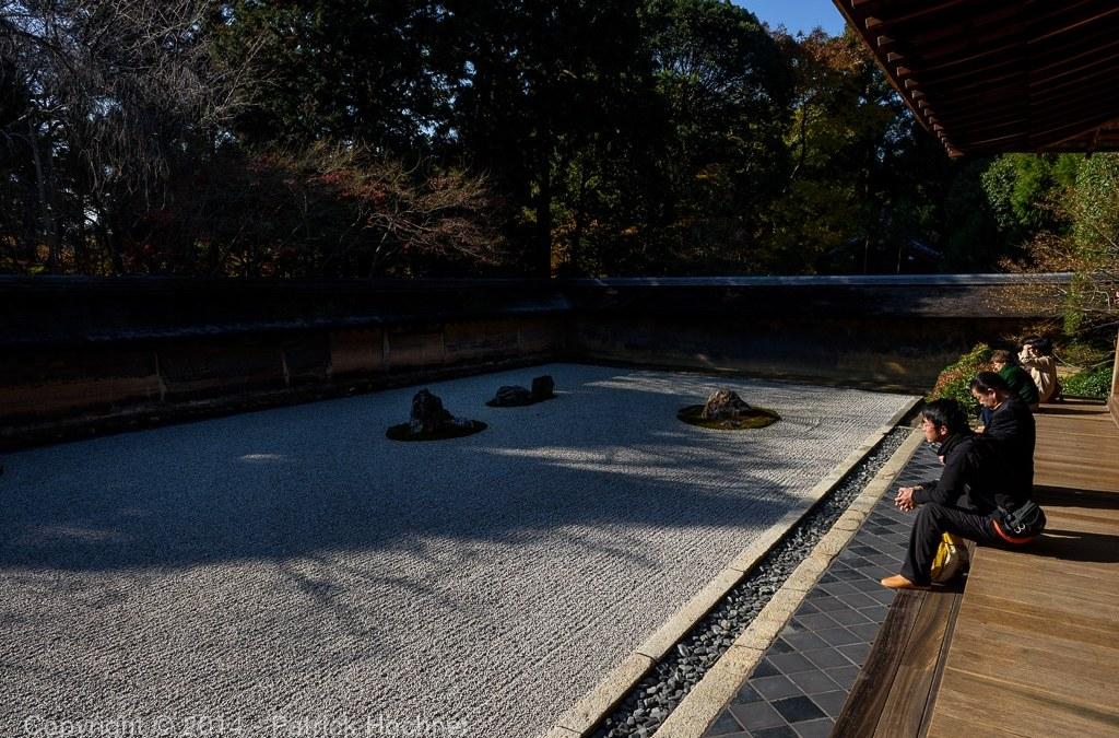 Ryōan-ji, the Zen Rock Garden