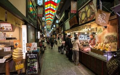 Nishiki Market – the Kyoto Kitchen