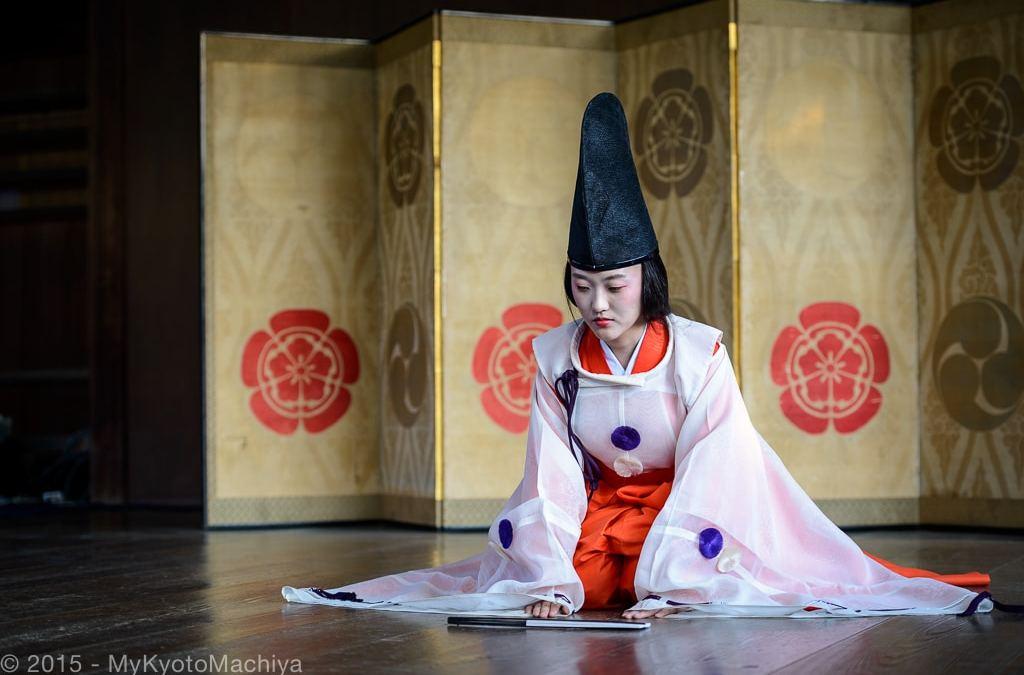 Shirabyoshi Dancer, Gion Matsuri