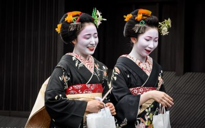 Hassaku in Gion, Aug 2014