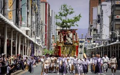 Yamaboko Grand Parade – Ato Matsuri
