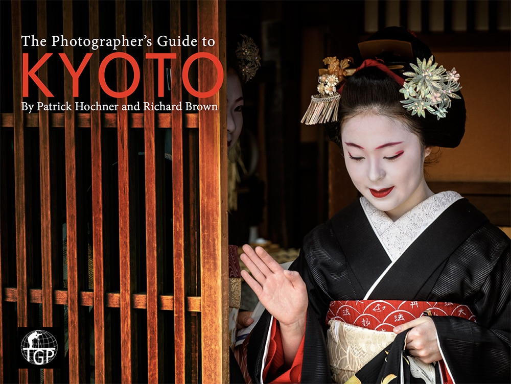 The Photographer's Guide to Kyoto - eBoook Cover