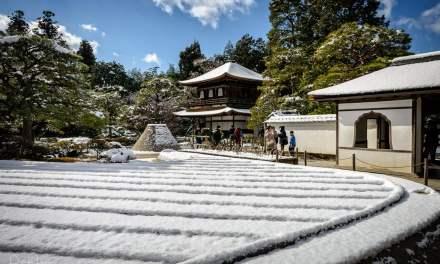 Ginkaku-Ji, The Silver Pavilion