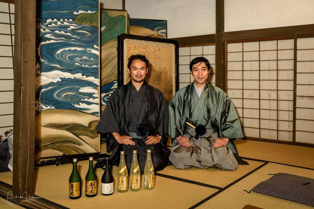 Uzumasa at the Toei Kyoto Studio Park (Eiga Mura), Kyoto