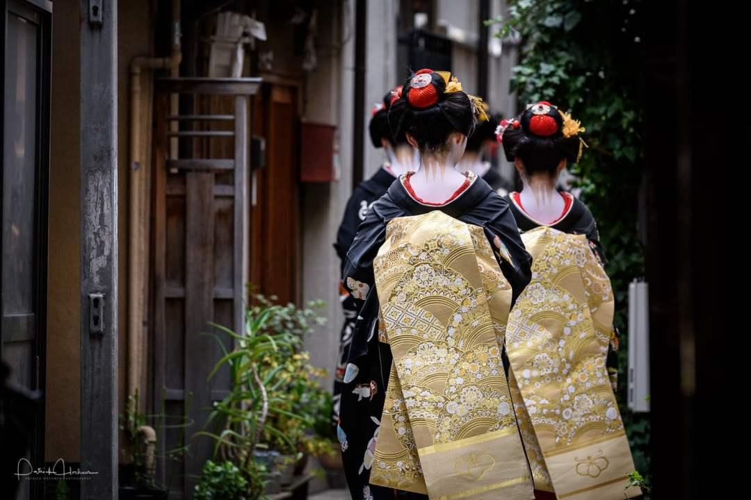 Shigyo Shiki around Miyagawa-Cho