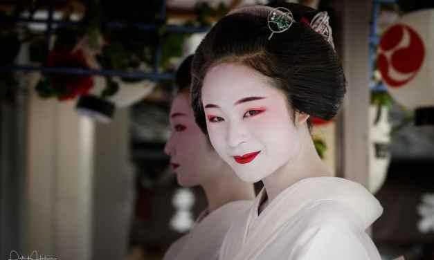 Hanagasa Junko, Gion Matsuri