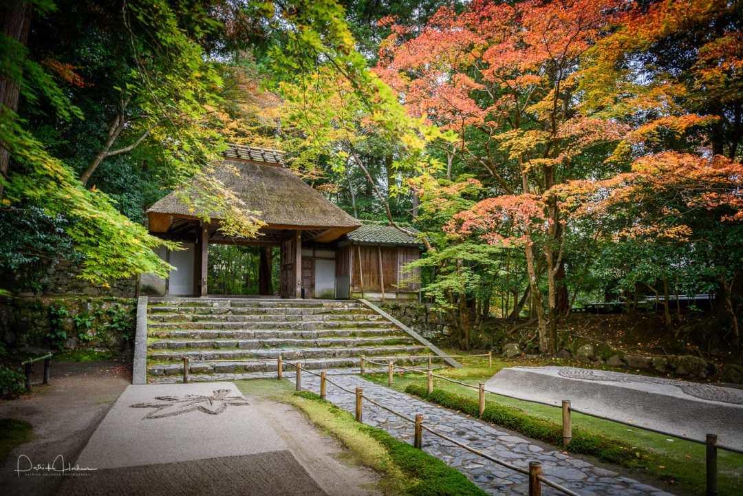 Honen-In Temple, Higashiyama, Kyoto