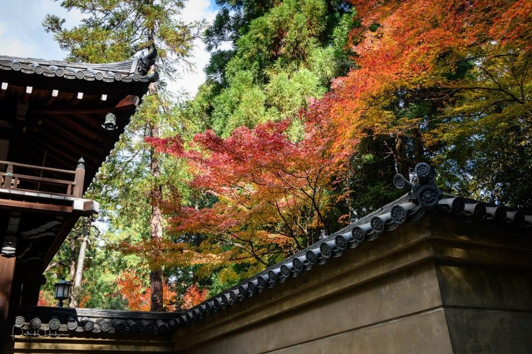 A sub-temple of Daitoku-ji, Kyoto