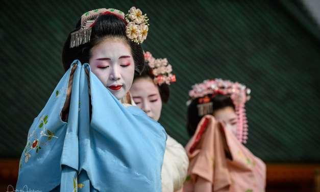 Heian Jingu Shrine Reisai Annual Festival