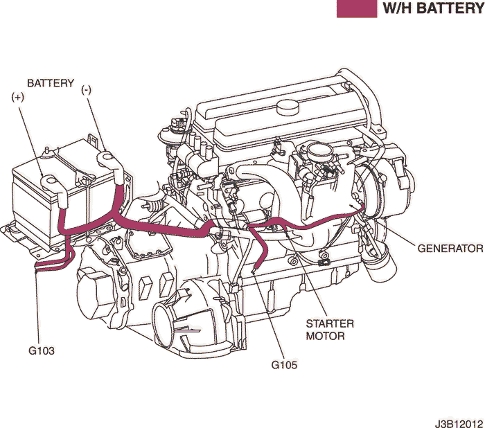 Electrical Wiring Diagram 2006 Nubira-Lacetti ELECTRICAL