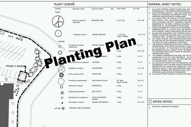 Browngreenmorelandscapedesignplanplant