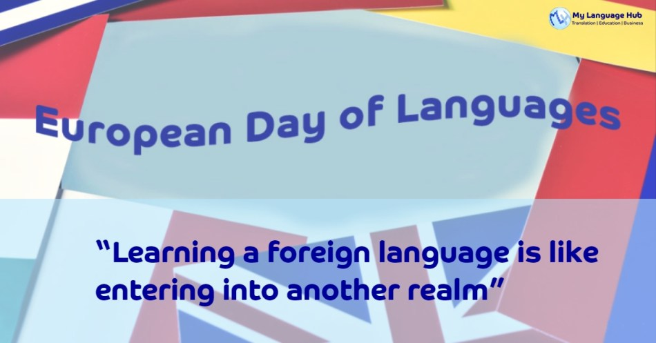 European Day of Languages My Language Hub