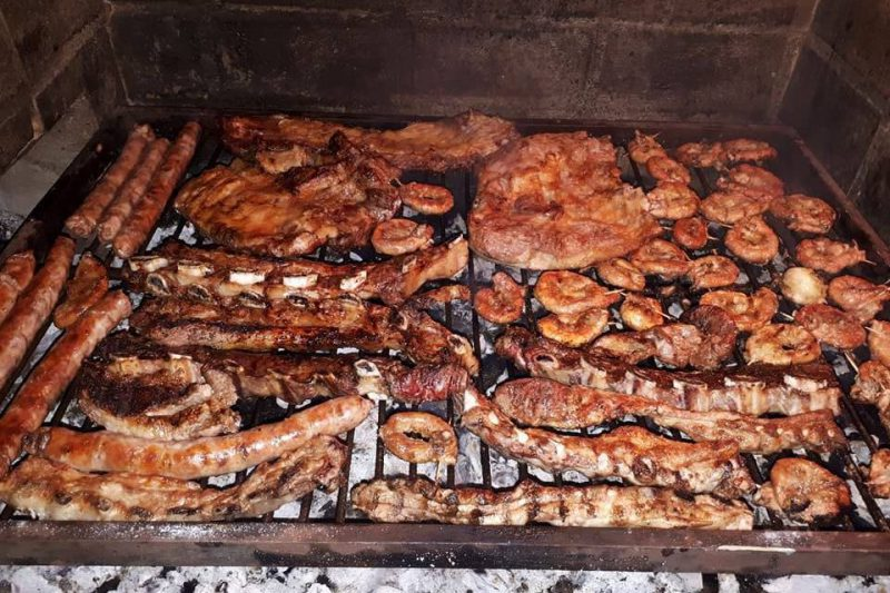 Traditional Argentinian BBQ