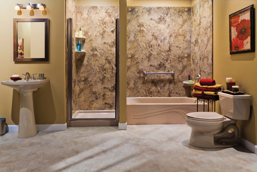 Modern day bathroom trends in apartments real estate for Modern day bathrooms