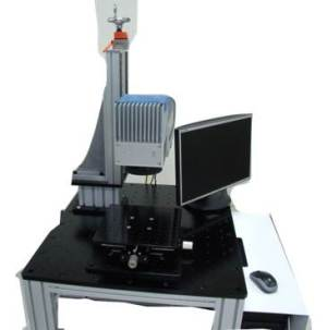Table Top Fiber Laser Marking Machine