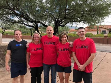cure staff
