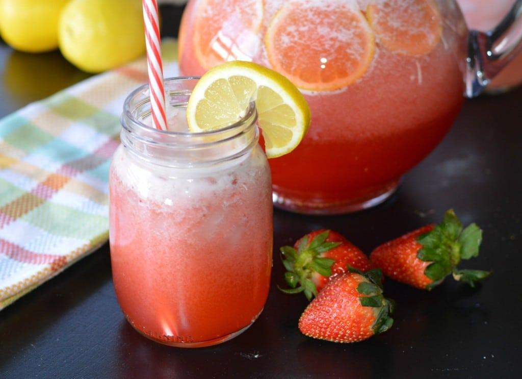 strawberry lemonade 2
