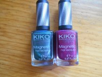 kiko nail varnish review all the places I will see