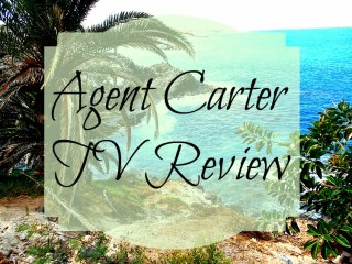 agent carter, marvel, anawfullotofreviews, an awful lot of review, review,