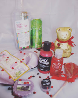 giveaway gifts, valentines give away, my lavender tinted world,