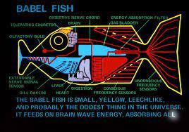 Babble fish