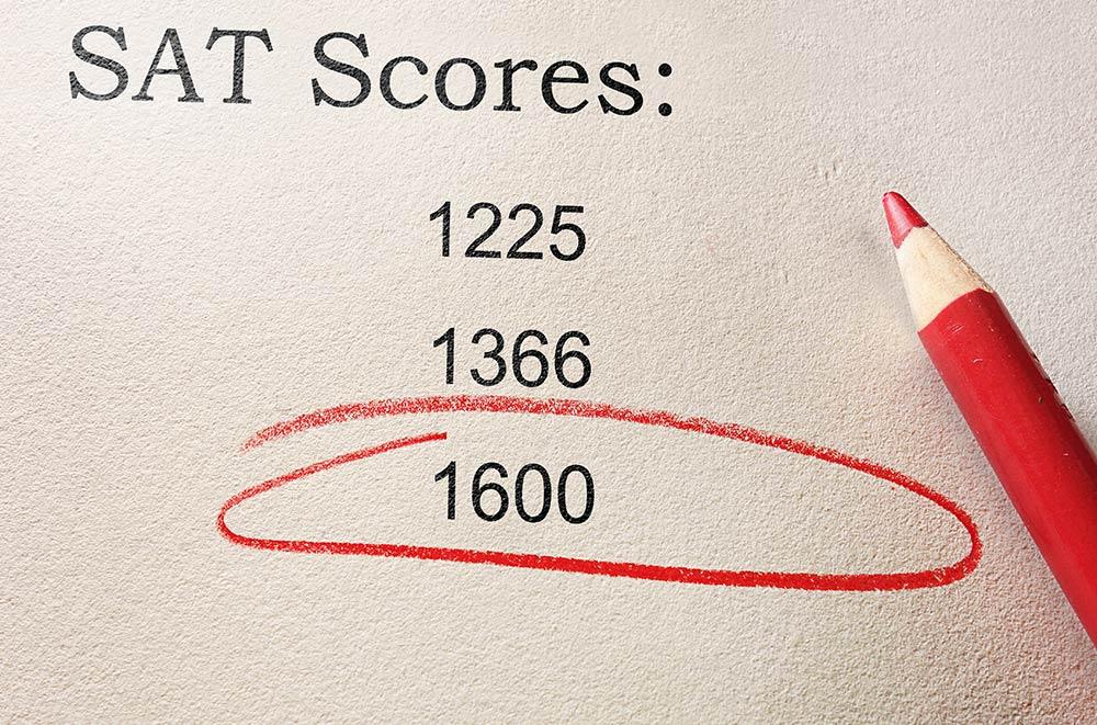 Understanding SAT Scores
