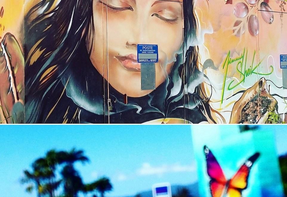 Street art en Guadeloupe : 5 récents coups de coeur