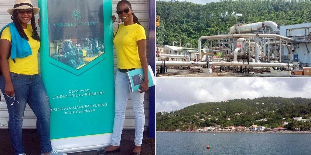 A ne pas rater en Guadeloupe : découvrir la géothermie de A à Z avec Caraïbes Factory