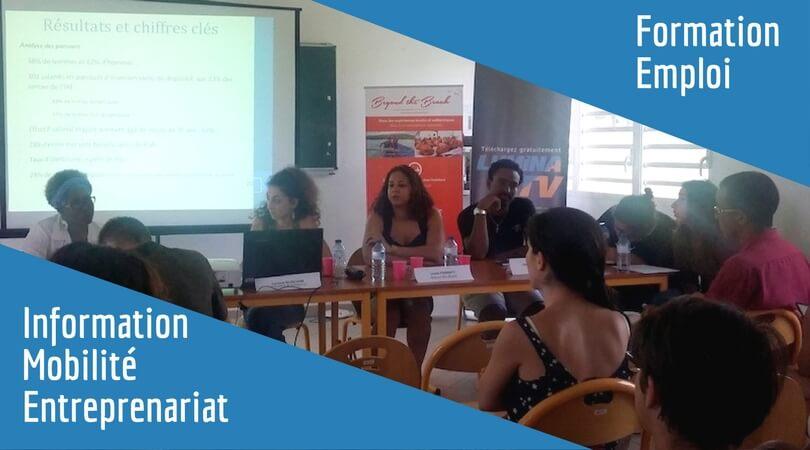 Jeunes et employabilité en Martinique : pas question de baisser les bras