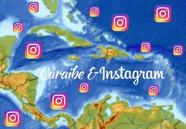 Caraïbe belle et plurielle : 20 + 1 comptes Instagram à suivre