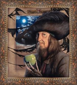 Barbossa\Geoffrey Rush