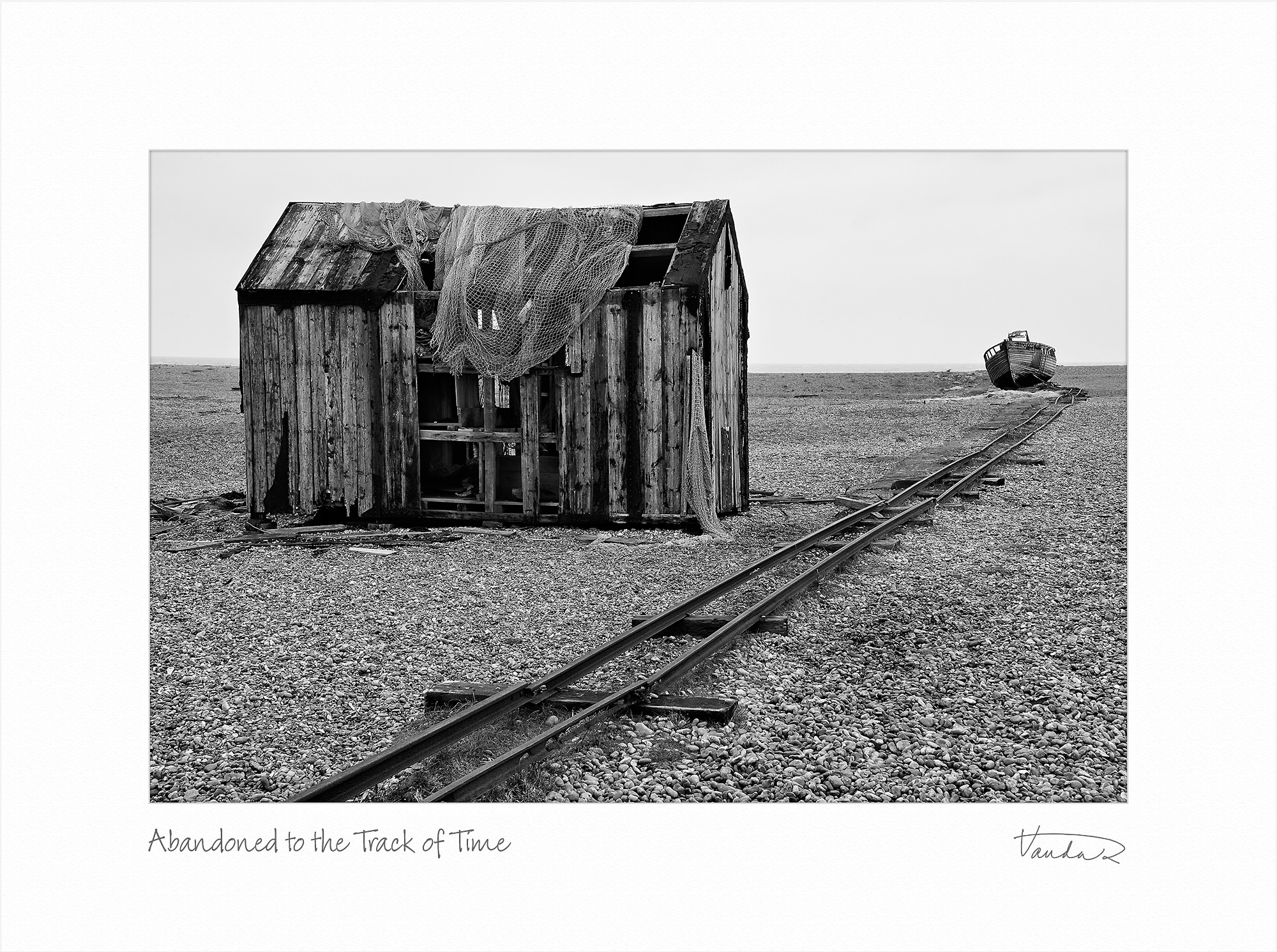 Abandoned to the Track of Time