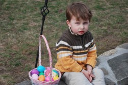 2013 easter jake w eggs