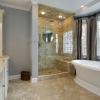 Houzz Study Reveals Trends for Master Bathroom Renovations