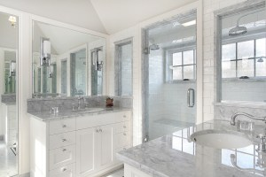 Master Bathroom Room Addition Design in South Carolina