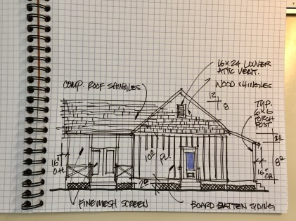 Lowcountry Prelim Elevation Design