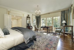 Details of a Master Bedroom Design by Myles Nelson McKenzie Design-French Provcenal-Charleston SC