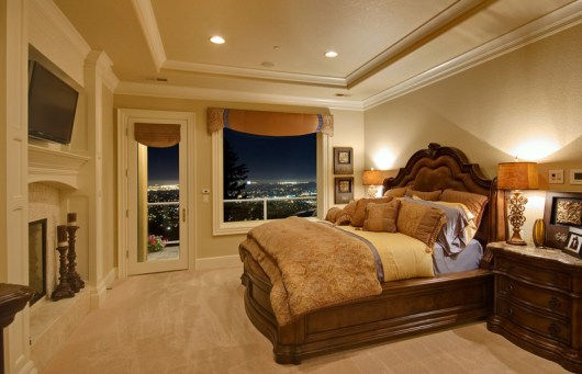 Details of a Master Bedroom Design by Myles Nelson McKenzie Design-Pasadena CA