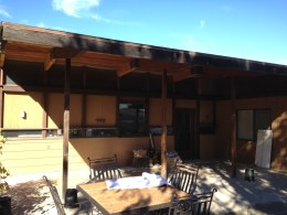 Home Remodel-Italian Ranch-Orange Acres-Existing Covered Patio