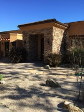 Home Remodel-Italian Ranch-Orange Acres-New Front Entry