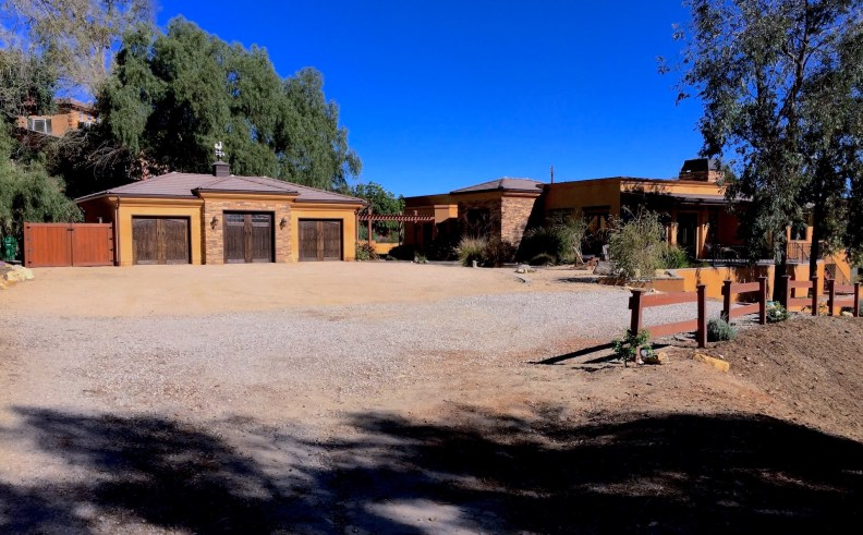 A home remodel design developed into new Italian ranch home style.