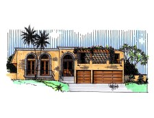 Myles Nelson McKenzie Design-A custom Spanish Colonial Home Remodel, Huntington Beach California