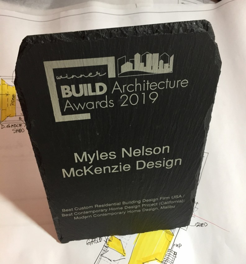 2019 Build Architecture Awards