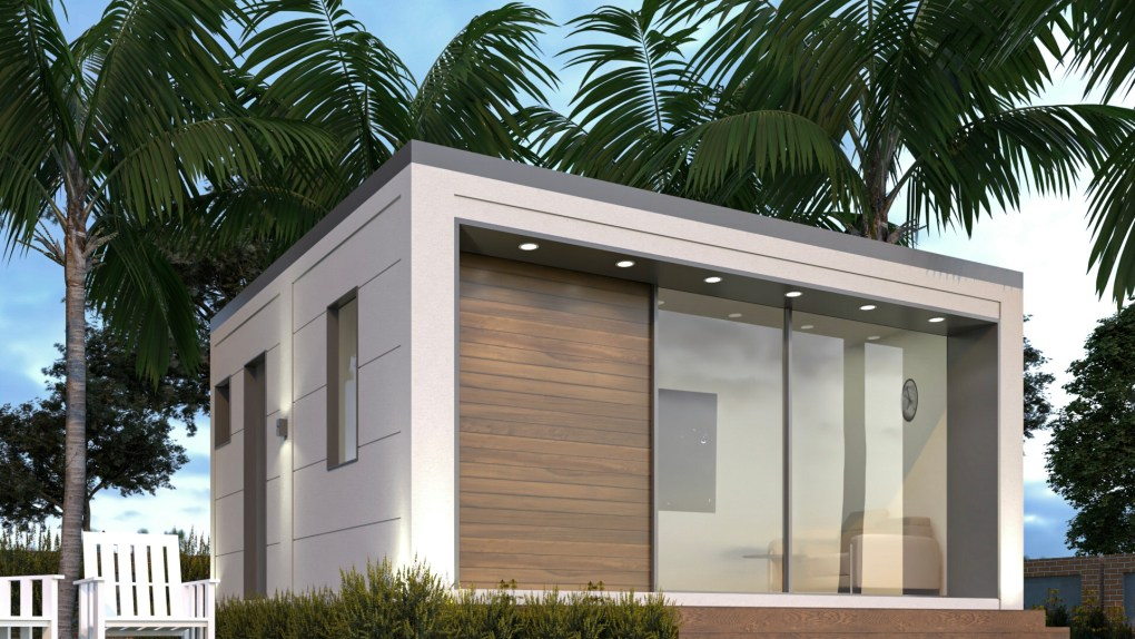 ADU Container Design and Construction Plans for Roof and Realm