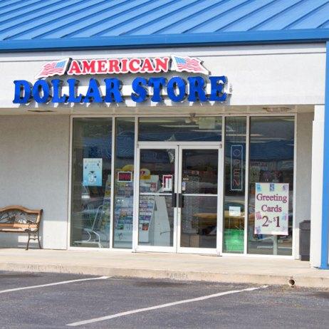 Grand Opening - American Dollar Store