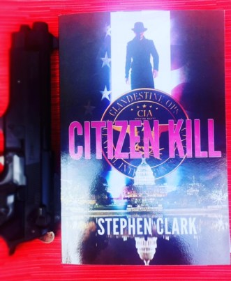 Book Review: Citizen Kill by Stephen Clark